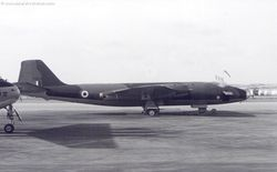 Canberra B.66 F1024 was a casuality during the 71 War